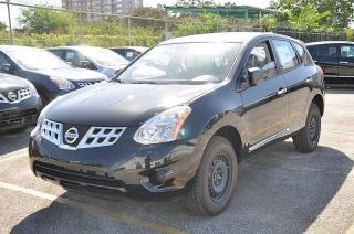 Nissan Rogue S Negro 2013