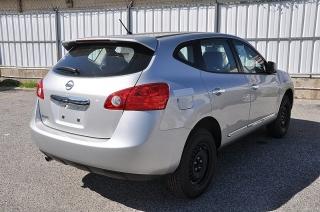 Nissan Rogue S Plateado 2013