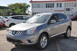 Nissan Rogue Sv Gris Oscuro 2013