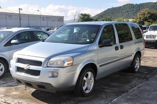 Chevrolet Uplander Ls Azul 2007