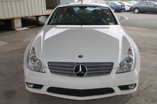Mercedes-Benz CLS-Class Cls500 Blanco 2006