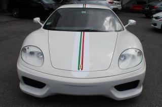 Ferrari 360 Modena Blanco 2004