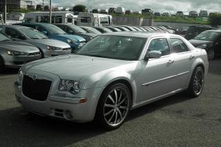 Chrysler 300 Base Plateado 2010
