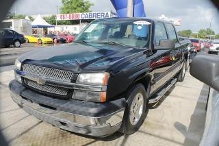 Chevrolet Silverado 1500 Negro 2005