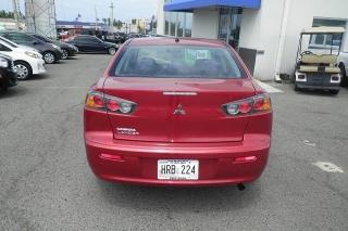 Mitsubishi Lancer De Rojo Vino 2012