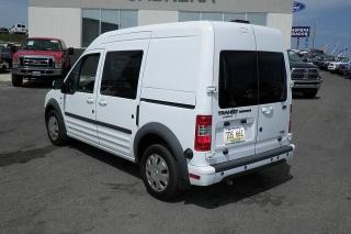 Ford Transit Connect Wagon Xlt Blanco 2012