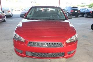 Mitsubishi Lancer De Rojo 2012