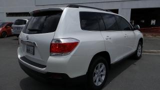 Toyota Highlander Blanco 2013