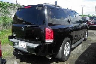 Nissan Armada Le Negro 2007