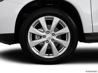 Mitsubishi Outlander Sport Es Gris 2013
