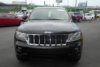 Jeep Grand Cherokee Laredo Negro 2011