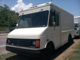 GMC STEP VAN 1996