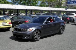 BMW Series 1 128i Gris Oscuro 2013