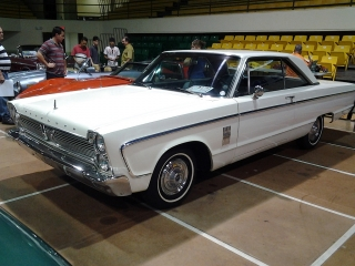 Plymouth- Fury 3