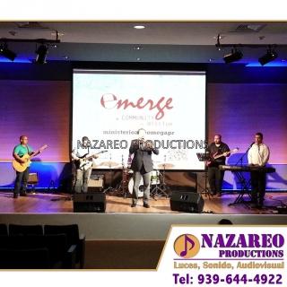 Servicios Audiovisuales - Nazareo Productions