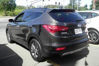 Hyundai Santa Fe Sport Gris Oscuro 2013