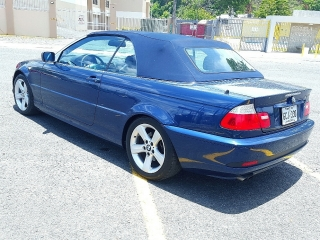 BMW 325ci 2004 CONVERTIBLE EUROJAPON