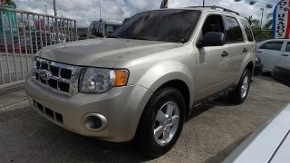 Ford Escape Xls Dorado 2010