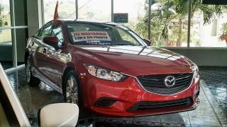 Mazda 6 2015!