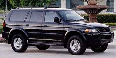 Mitsubishi Montero Sport Xls Gris 2001