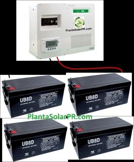 Planta de Baterias o Solar