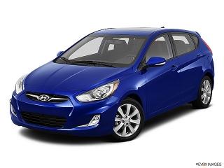 Hyundai Accent 5 Blanco 2013