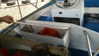 whaler ready para el agua