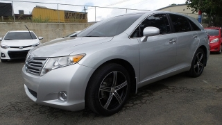 Toyota Venza Plateado 2010