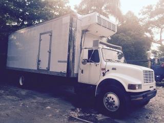 Se vende, camion refrigerado International