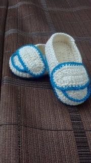 Zapatos de bebés nb-3 meses