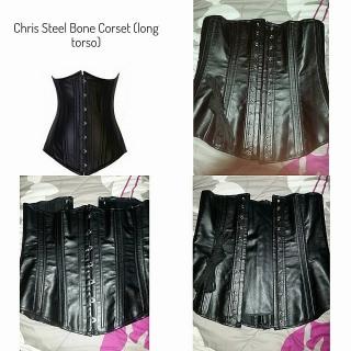 Steel Bone Corset