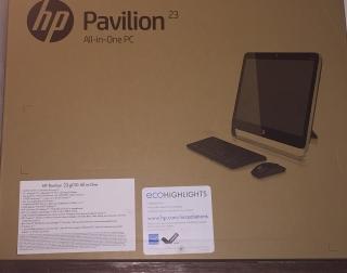 "Hp Pavilion 23 """