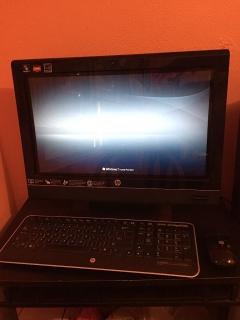 Computadora Touch HP