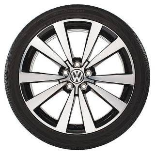"""Aros (4) originales VW 19"""" (Tornado)"""
