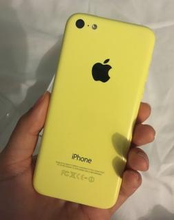 Se vende iPhone 5c de Claro