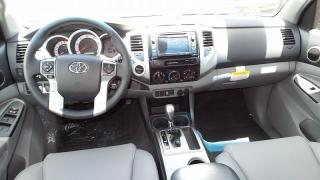 Toyota Tacoma TRD Pro Gris 2015