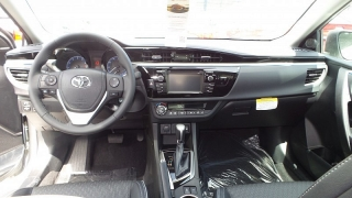 Toyota Corolla S Plateado 2015