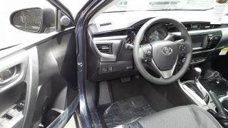Toyota Corolla S Gris Oscuro 2015