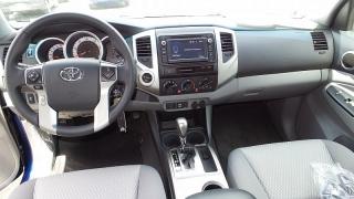 Toyota Tacoma Extended Cab Pickup Azul 2015