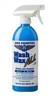 Lavado en Seco Wash Wax All para el Hogar, Auto, Botes, Motoras y Aviones.