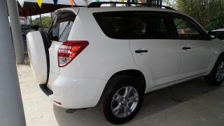 Toyota Rav4 Blanco 2011
