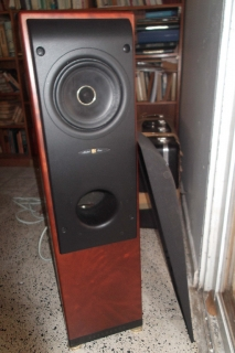 Bocinas 3way KEF Reference Serie One, inglesas