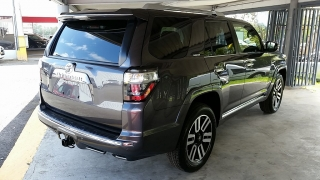 Toyota 4runner Limited Gris Oscuro 2015