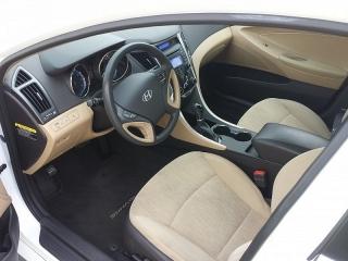 Hyundai Sonata Gls Blanco 2013