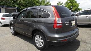 Honda Cr-v Se Gris Oscuro 2011