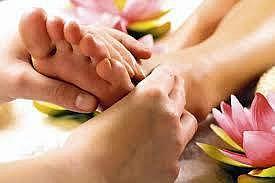 Terapia sueco y/o deep tissue con aromaterapia, reflexologia podal y reiki energy!