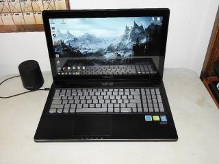 Gaming Laptop ASUS Q550LF $575 OMO