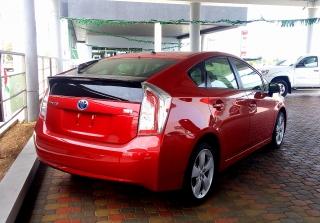 Toyota Pruis 2015