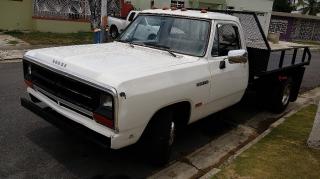 Dodge Ram Plataforma 1989 $3500