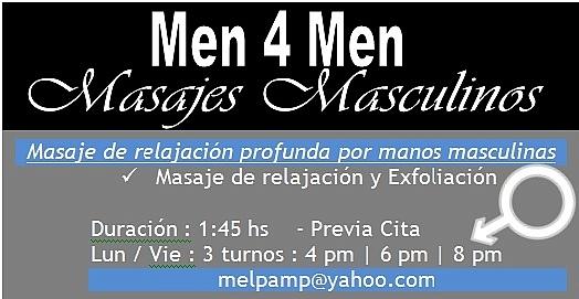::: Masajes Masculinos profesionales V.I.P:::